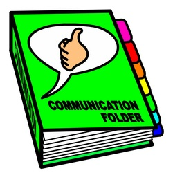 Communication Books and Boards